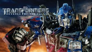 Transformers : Revenge of the Fallen