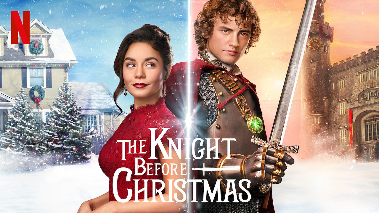 Image result for knight before christmas